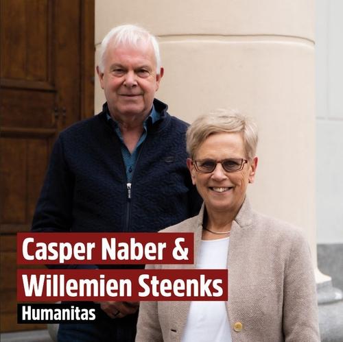 Casper en Willemien