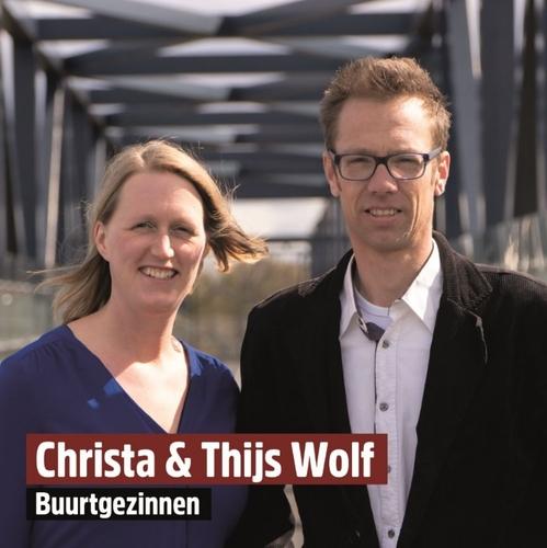 Christa en Thijs