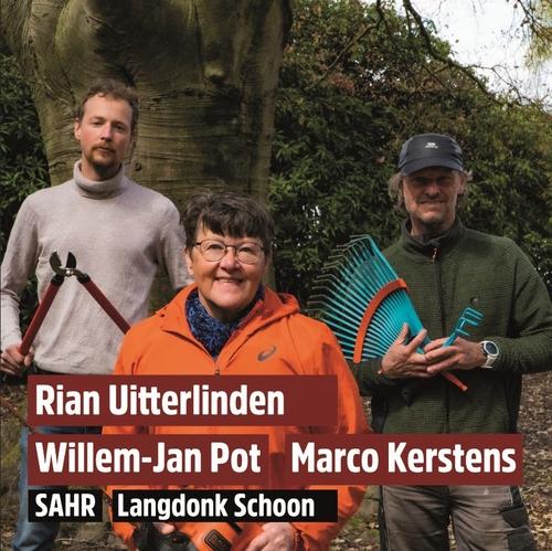 Rian, Willem Jan, Marco