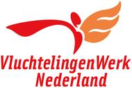 Logo van VluchtelingenWerk Roosendaal