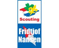 organisatie logo Scouting Fridtjof Nansen Roosendaal